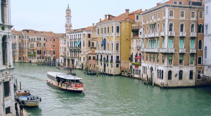 Veneza: a cidade flutuante (roteiro para umdia)