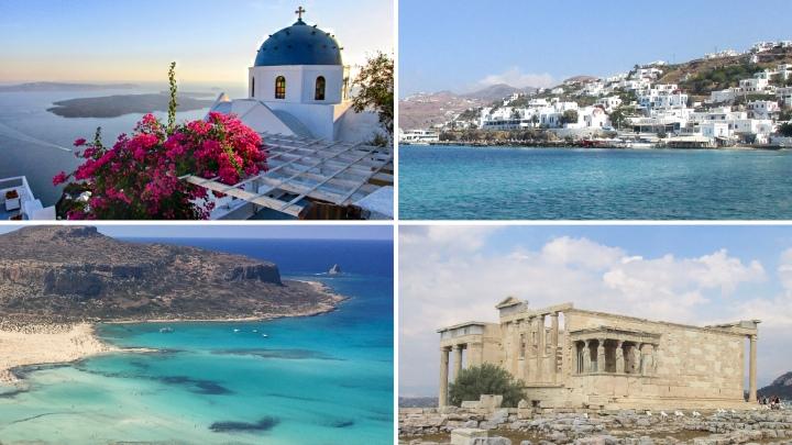 Grécia: roteiro de viagem das Ilhas Gregas aAtenas