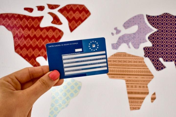 Cartão Europeu deSaúde