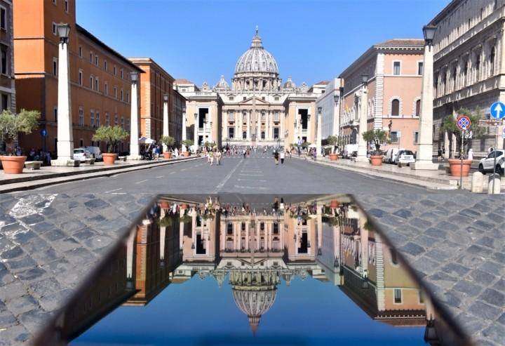 Vaticano: a cidade-estado mais pequena domundo