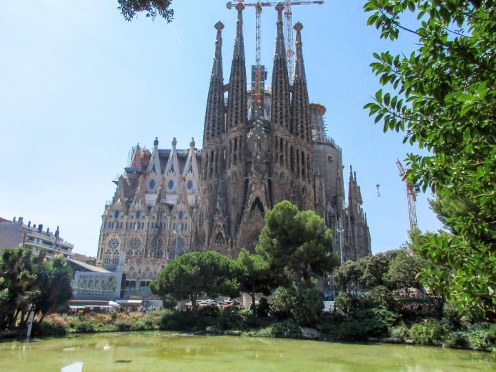 Barcelona: dicas de viagem nacidade-arte