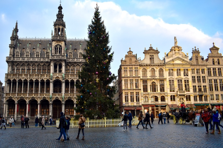 Bruxelas: dicas de viagem com brilhonatalício