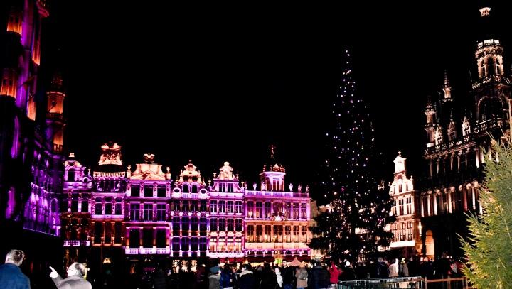 Mercado de Natal de Bruxelas: um verdadeiro prazer deInverno