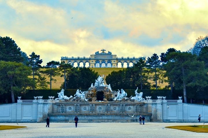 Visitar Viena: acidade-música
